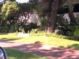 Drive by of hotels on Maui Hawaii