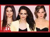 Selena Gomez & Kristen Stewart Take Best Dressed Celebrities!