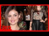 Lucy Hale Aria Montgomery: The Details on Lucy Hale's Fashion!