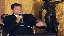 Presidente Correa sobre Corridas de Toros