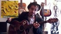 Désolé pour hier soir (Tryo) - Cours de guitare + TABS