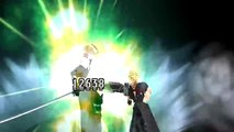 KINGDOM HEARTS: II - FINAL MIX - Sora and Cloud VS Sephiroth