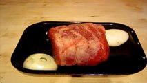 Christmas Roast Beef How to cook  recipe Yorkshire puddings roasted potatoes cook cooking chef food