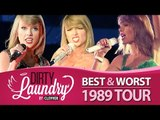 Best & Worst Taylor Swift 1989 Tour Outfits