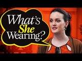 Gossip Girl 6X01 Serena van der Woodsen & Blair Waldorf The Fashion Details!