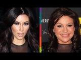 Weirdest Celebrity Faceoffs! Kim Kardashian VS Rachael Ray!