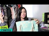 Friday Favorites! Handbags, Jewelry, & Best Makeup Products!