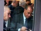 Italian President Silvio Berlusconi Coffee