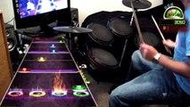 Sonic 2: Metropolis Zone - Guitar Hero World Tour Drums Expert Custom Song FC 100%