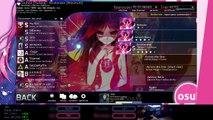 Osu! (jeu de rythme) - Clique au rythme du beat Uhn tiss uhn tiss (19/06/2015 20:11)
