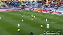 Miller Bolaños Fantastic 1st chance - Mexico vs Ecuador 19.06.2015