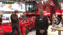 Grimme stand tijdens Agritechnica 2009 - Agrio
