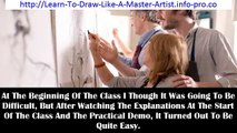 How To Learn To Draw, I Want To Draw, Art Drawing Online, Drawing Portraits Tutorial, How To Draw Chins
