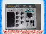 Targus APA3201US 90W Universal Notebook/MP3 AC Power Adapter w/7 Power Tips