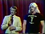 HULK HOGAN TV DEBUT 1979 MEMPHIS WRESTLING