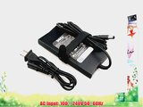 Dell PA-3E 90W Ultra Slim AC Adapter For Dell Inspiron Notebook Model: Inspiron 1525 Inspiron