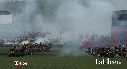 Waterloo: Au coeur de la Bataille française