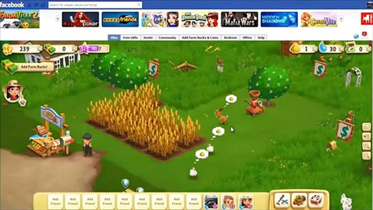 FarmVille 2 Hack Cheats Unlimited Resources Free Download