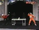 Matrix style ping pong
