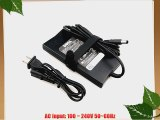 Dell PA-2E 65W Ultra Slim AC Adapter For various Dell Inspiron Notebook Models - 100% compatible