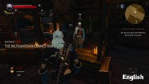Witcher III - English vs Polish
