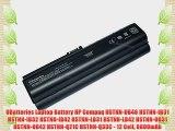 UBatteries Laptop Battery HP Compaq HSTNN-DB46 HSTNN-IB31 HSTNN-IB32 HSTNN-IB42 HSTNN-LB31