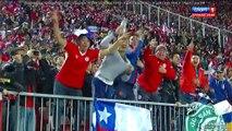 Gol de Aranguiz - Chile vs Bolivia 1-0 Copa America 2015 HD