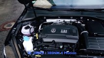 New Golf VII R  (Stock) VS Golf VI GTI (with K04 Turbo)   0 - 250 Acceleration - Race on Autobahn