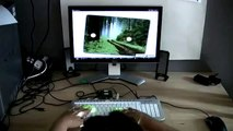 Touch Display Keyboards: Transforming Keyboards into Interactive Surfaces