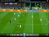 Chile 2-0 Bolivia 1st half Goals and Highlights