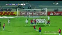 Alexis Sánchez Fantastic Shot 2nd time Hits the Post | Chile vs Bolivia 19.06.2015