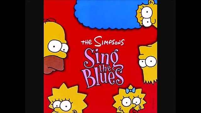[EN] Bart Simpson Songs - Sing The Blues by The Simpsons