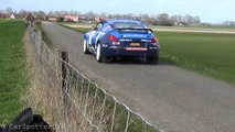 Tank S Rally Emmeloord: 3.0 CSL, Audi Quattro, M3, Gallardo, Evo's! Drifts Antilag Fails