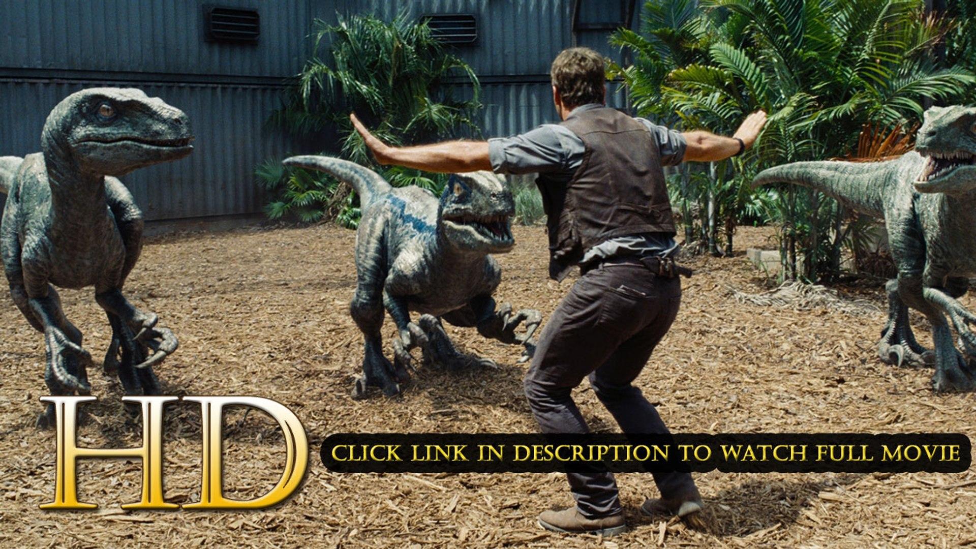 Jurassic World 2015 Ver Pelicula Latino Online Video Dailymotion