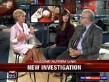 Vaccine-autism link  New investigation - Heather McLennand & Dr. Richard Deth