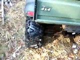 John Deere Gator 620I XUV REVIEW TEST DRIVE
