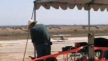 Hovering 3D jet at CA Jets 2009