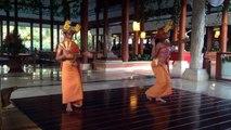 melia bali hotel welcome dance