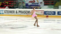 4 Simonn ERWEE (RSA) - ISU JGP Austria 2012 Junior Ladies Short Program