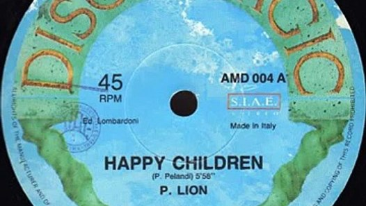 P Lion Happy Children 12 Original Maxi Version Video