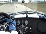 AC Cobra 427 - Three Laps Around Homestead in Shelby AC Cobra 427 SC