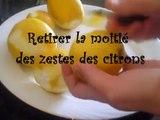 La Citronnade Tunisienne - Recette Tunisienne