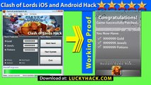 Clash of Lords Hacks 2015 Gold, Jewels, Potions and Potions Cydia - Best Version Clash of Lords Jewels Cheat