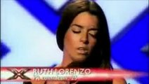 """Ruth Lorenzo - XFactor 2008 - Bootcamp Day 2 - """"Sorry seems to be the hardest word"""""""