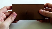 SONY Xperia Z3 Unboxing & First Impressions [xperia z3]