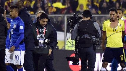 Copa América: Neymar, cuatro partidos de suspensión