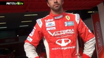 Entrevista a Sebastian Peluso & Gustavo Vieytes - Equipo Argentino Nurburgring - GT Open Montmelo