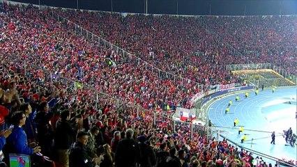 Chile rozbiło Boliwię 5-0