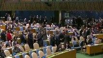 France - Débat 2014 de l'Assemblée générale de l'ONU