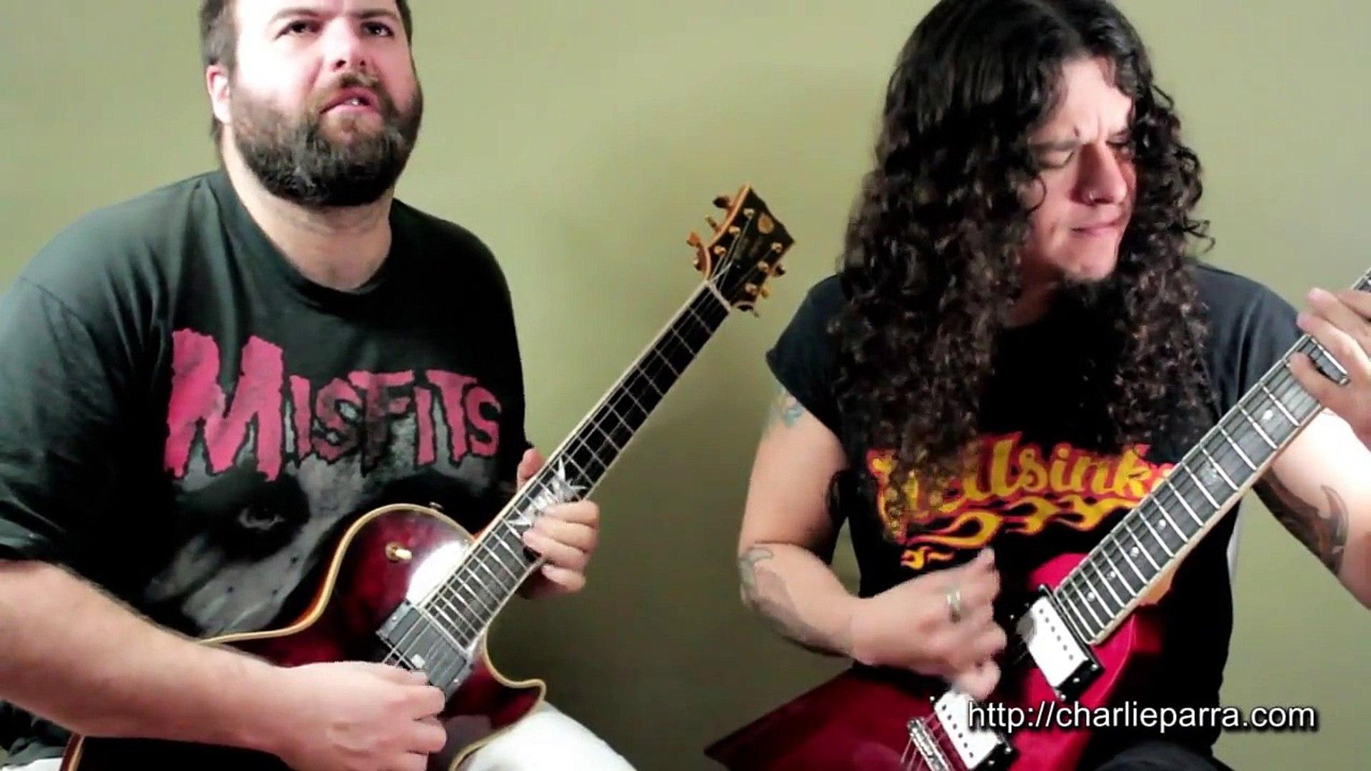 Charlie Parra & Amigos EP 1: 3 solos de guitarra con Ricardo Mendez